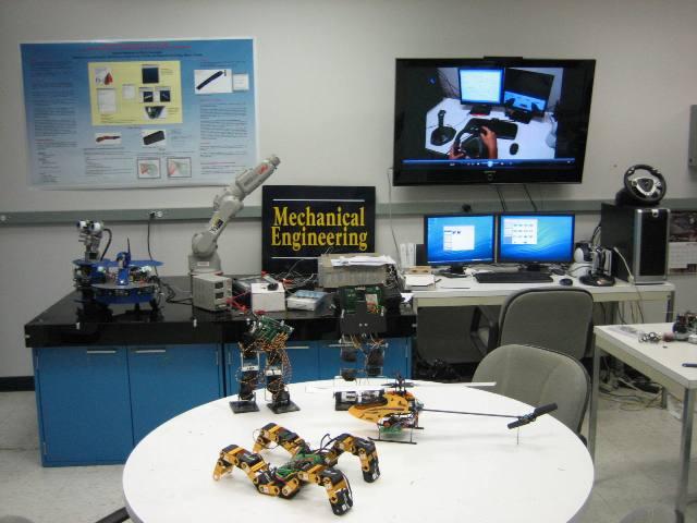 Robotics Lab Robotics